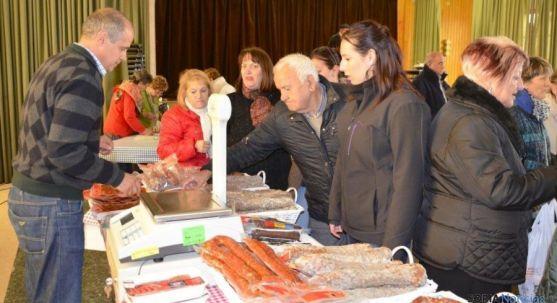 Feria del Chorizo en Covaleda