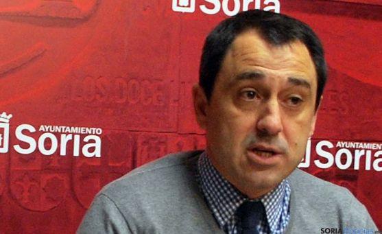 El concejal de Hacienda, Javier Muñoz. / SN