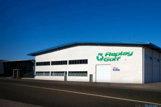 La factoría olvegueña, según imagen de la web de la empresa./RB