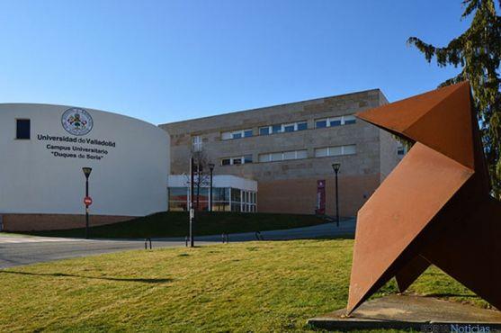 El Campus universitario de Soria./SN