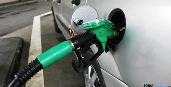 Un surtidor de gasolina. / SN