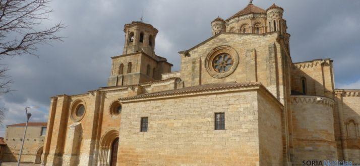 Colegiata de Toro, sede de Las Edades.