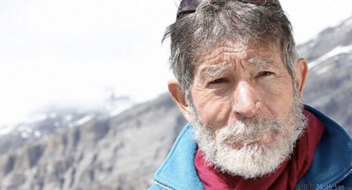 El alpinista, en una expedición./CSF