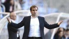 Arrasate destaca la importancia de la victoria frente al Huesca.