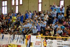 Río Duero quiere que las semifinales sean una fiesta en Los Pajaritos.