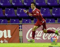 El Zaragoza se mete en la pelea por el ascenso.