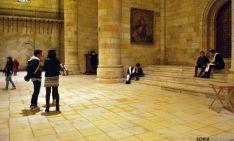 Una imagen del encuentro. / SN