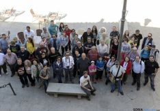 Participantes en 2015./AFOMIC