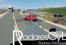Lugar del accidente./SoriaRadares42
