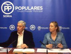 Alberto Rodríguez y Mª José Fuentes
