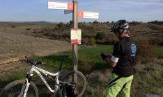 El itinerario atraviesa la provincia de Soria.