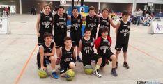 Los jugadores en Zamora.