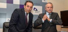 Los diputados Raúl Lozano y José Antonio de Miguel, ex miembros de C´s. / SN
