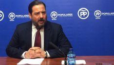 José Manuel Hernando, en rueda de prensa. / SN