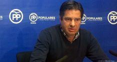 Javier Martín presidente de Vigilancia de la contratación.