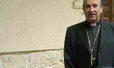 El obispo, en una imagen de archivo./SN