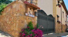 Una casa rural en la provincia de Soria./SN