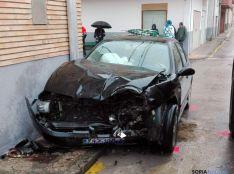 Lugar del accidente. / SN