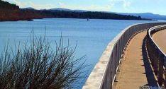 Las reservas de agua, al alza. / SN