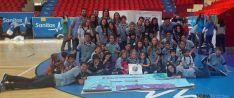 Miembros del Scout Doce Linajes.