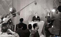 El primer programa de TVE.