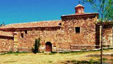 Imagen de la ermita de Torrambril. / ANE