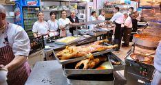 Los restaurantes tendrán cuatro especialidades. / SN