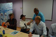 Foto 3 - El pregón del XIV Campano Soria une la pesca con la poesía y Machado