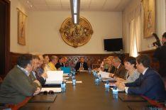 Integrantes del Consejo Social de la Diputación