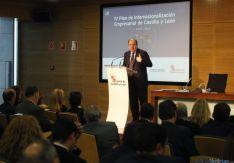 Foto 3 - Herrera presenta el IV Plan de Internacionalización Empresarial de la Comunidad