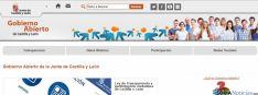 Portal online del gobierno abierto de la Junta