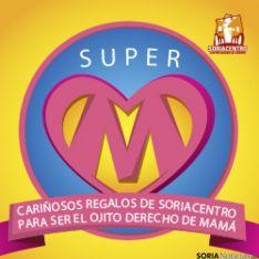 Día de la madre en Soria Centro