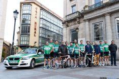 """Presentación VIII Campeonato de España de ciclismo para médicos """"Numancia 2017"""""""