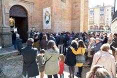 Procesión de las Cofradías el año de la Misericordia. /Ana Isla