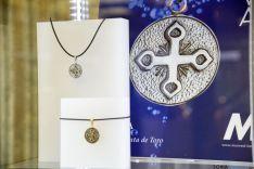 Monreal diseña las joyas oficiales de AQVA. /Ana Isla