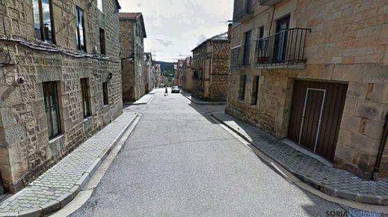 La calle General Mola se llama ahora Duero.