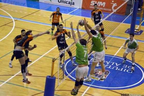 Unicaja y Teruel dominan el voleibol español en la última década.