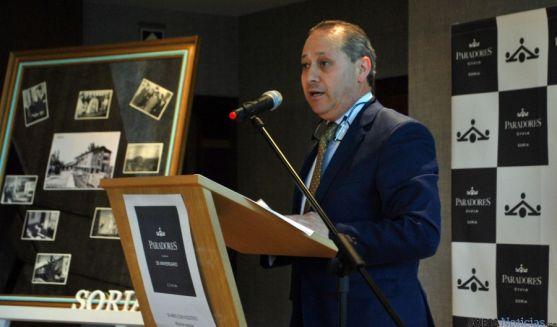 El director del Parador, Manuel Vieites. /SN