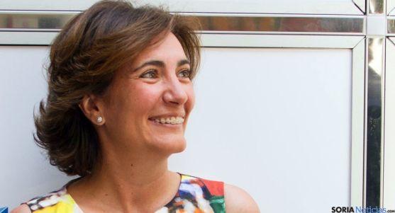La consejera María Josefa García-Cirac. / Jta.