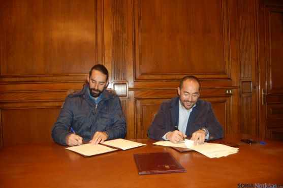 Enrique Márquez y Luis Rey.