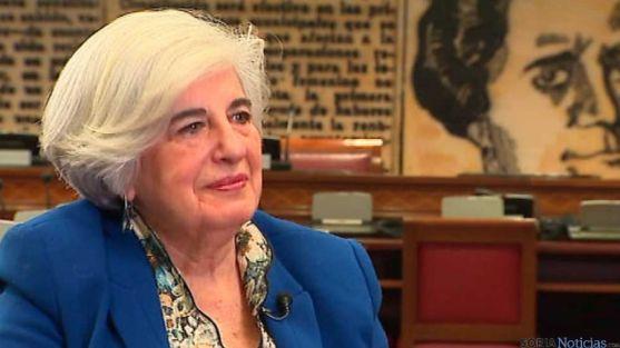 Francisca Sauquillo, en una imagen de archivo. / rtve