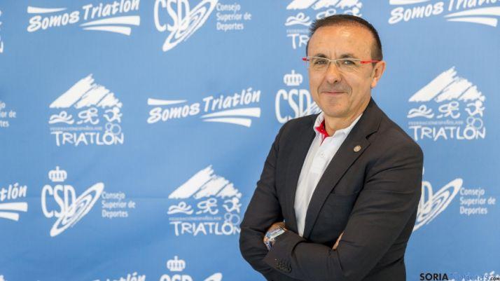 José Hidalgo, presidente de FETRI.