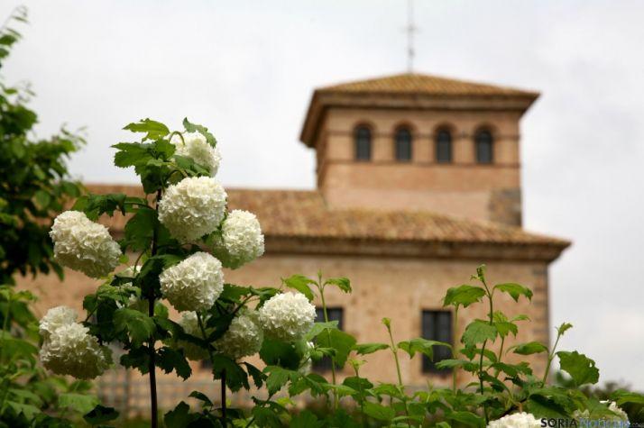 Palacio de los Castejones, en Ágreda.