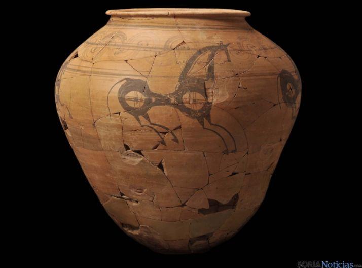 La vasija de Ciadueña. / Jta.