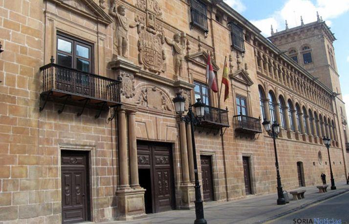 La sede de la Audiencia Provincial./SN
