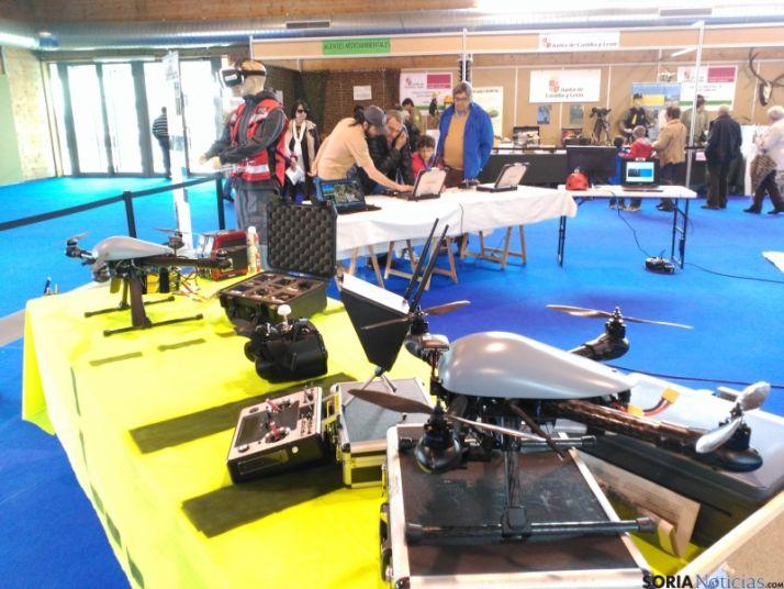 Escuadron táctico no tripulado de drones