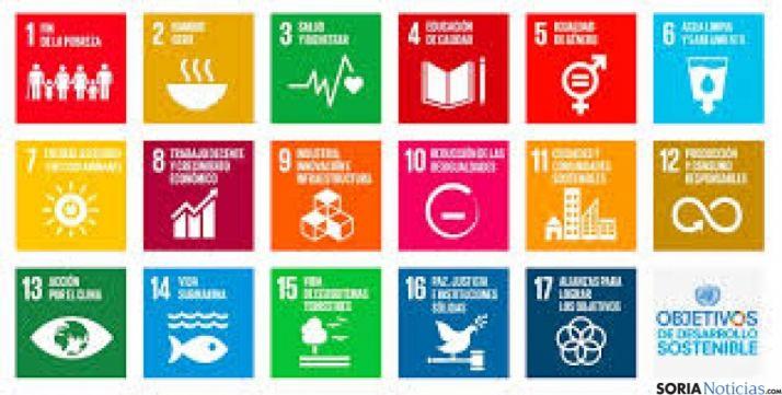 Foto 1 - Una exposición en el Campus da a conocer los 17 objetivos para mejorar el mundo