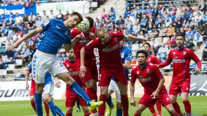Foto 1 - El Numancia pierde por 1-0 en Oviedo