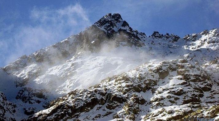 El Pico Almanzor. / SN