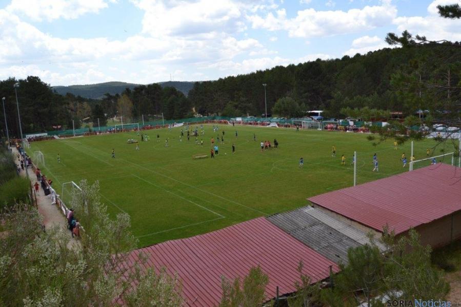 La Diputación afianza el Fútbol 7 en Navaleno con la participación de más  de 600 chavales - SoriaNoticias